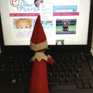 What is the Elf Up To Today | Wordless Wednesday