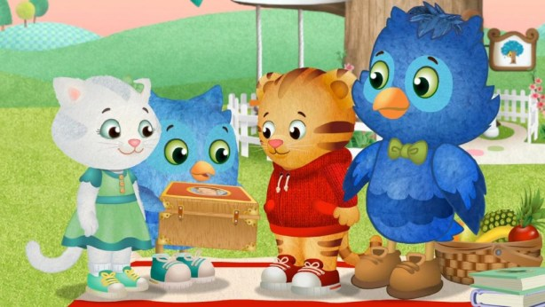 New Episodes of Daniel Tiger on PBS Kids