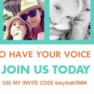 Want Your Voice Heard?  Become a Tastemaker Mom
