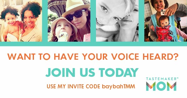 Become a Tastemaker Mom