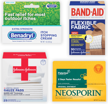 First Aid Kit for Family Travel