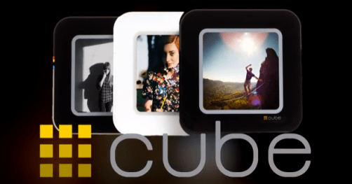 Amazing Gift For Photo Lovers #Cube