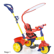 Active Play Time with Little Tikes