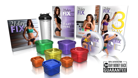 Autumn Calabrese 21 Day Fix Extreme Interview