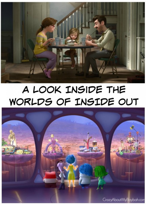 Creating the Layouts and Lighting for Inside Out
