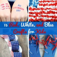 15 4th of July Crafts for Kids