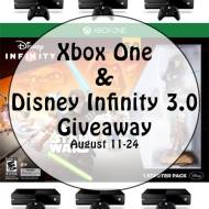 Xbox One and Disney Infinity Giveaway
