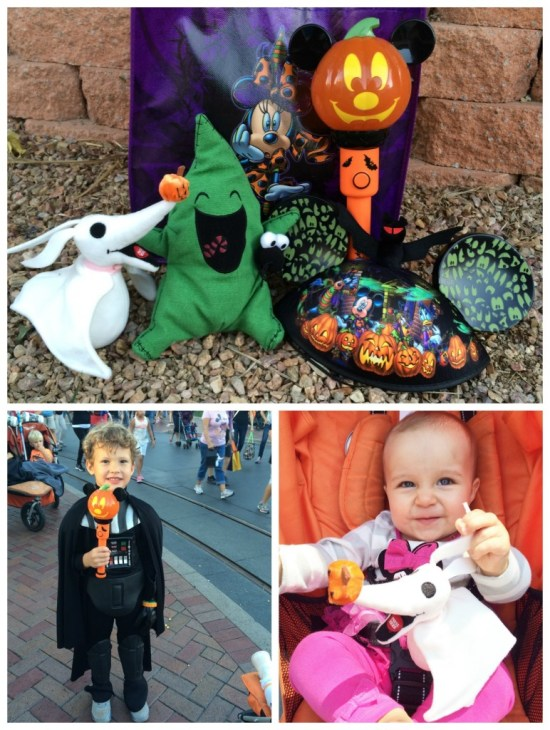 Disney Merchandise at Disneyland Halloween Time