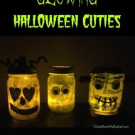 Glowing Halloween Cuties
