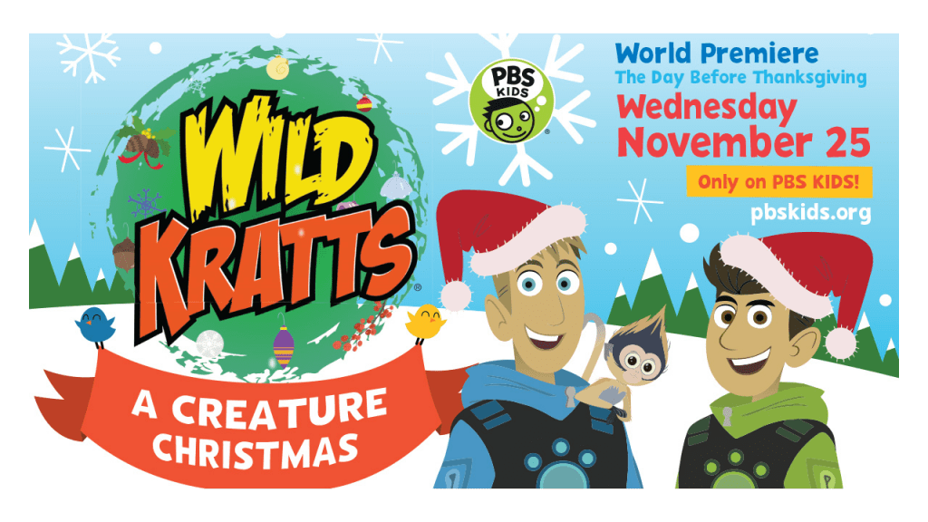 A Creature Christmas - Wild Kratts Coloring Pages - Free ... | 576x1024