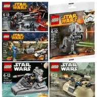25 Lego Star Wars Sets Under $15