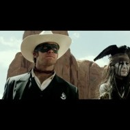 The Lone Ranger Trailer Debut and Character Posters #TheLoneRanger