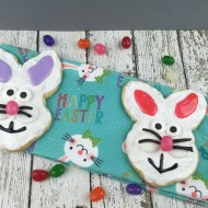 Easter Bunny Sugar Cookies Recipe