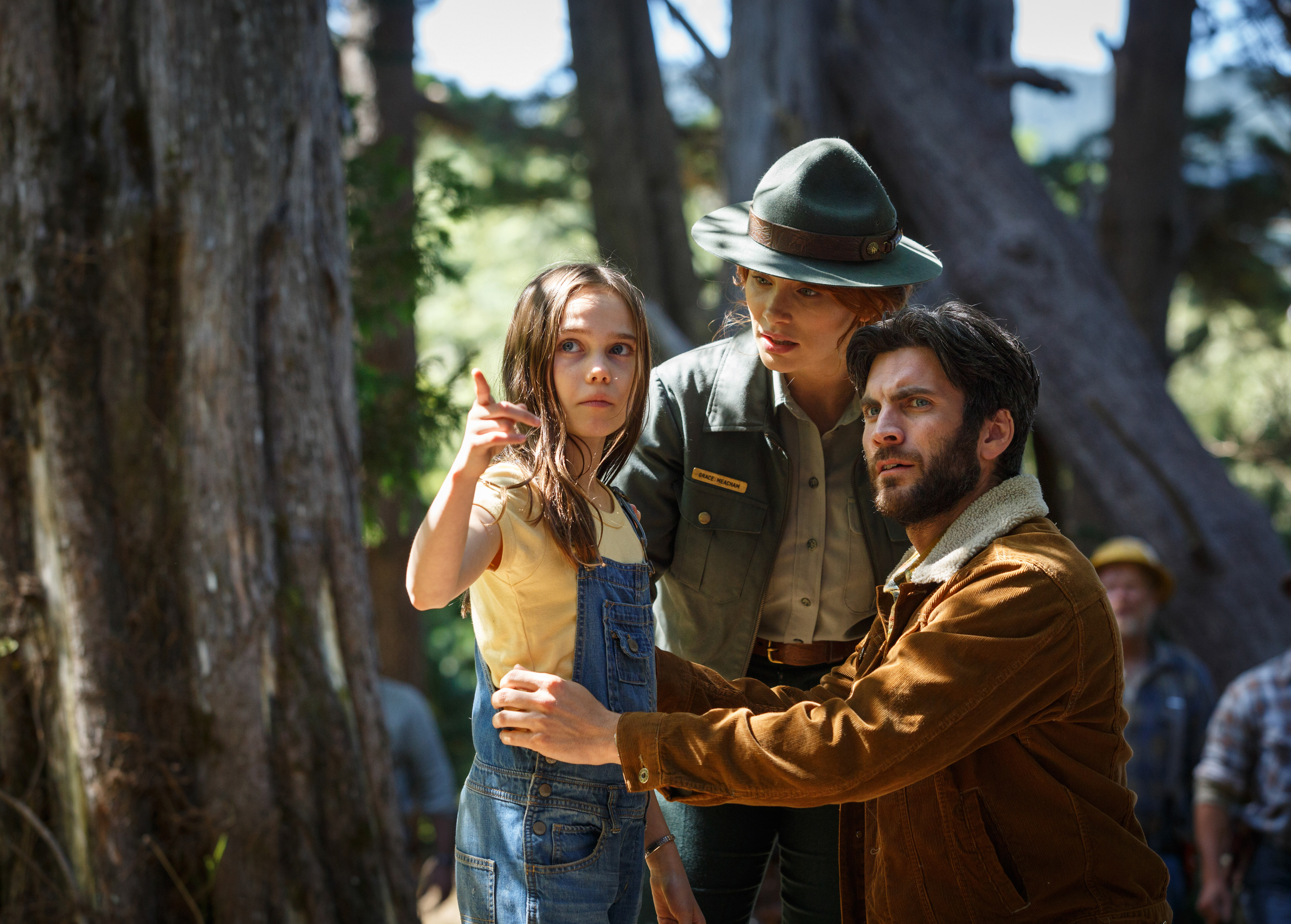 Wes Bentley Talks About His Role as Jack in Pete's Dragon