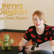 Exclusive Bryce Dallas Howard Interview | Pete's Dragon
