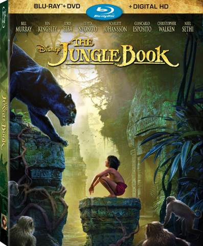 Disney has brought the classic The Jungle Book to an all new generation!