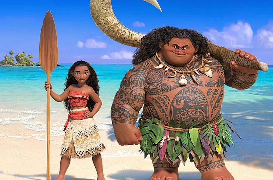 Learn How to Draw Mini Maui from Disney's Moana!