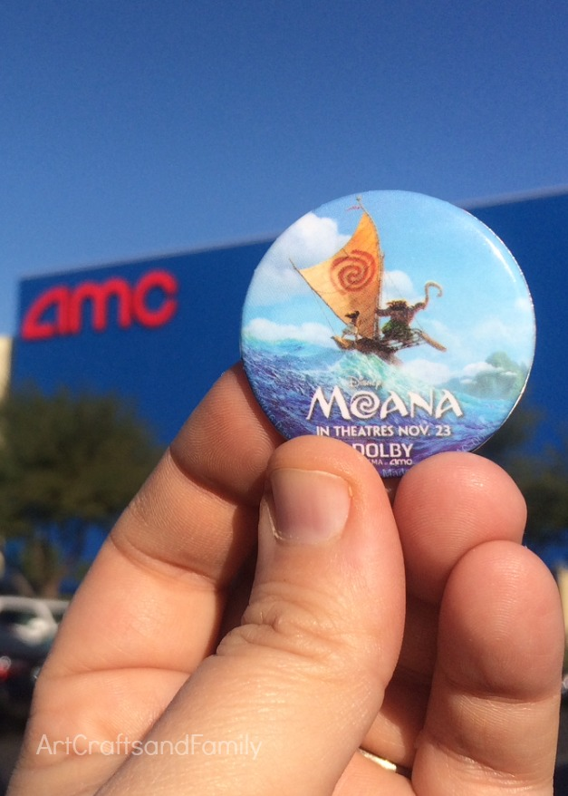 Watch Disney's Moana in Dolby Cinema at AMC Prime Las Vegas