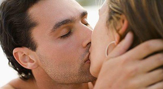 bien embrasser une fille