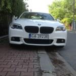 Doposażenie BMW 528i (F10-2011)  czujniki parkowania PDC kod 508