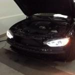 Doposażenie BMW 2013 F30 328ix  xenon-dynamic  kod 522 524
