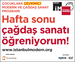Istanbul Modern Cocuk Atolyesi