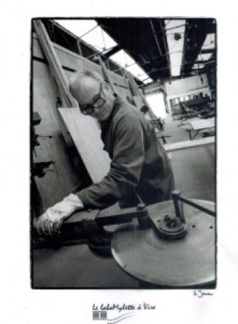 Patrick Roger, votre artisan en ferronnerie d'art à Vire (14).