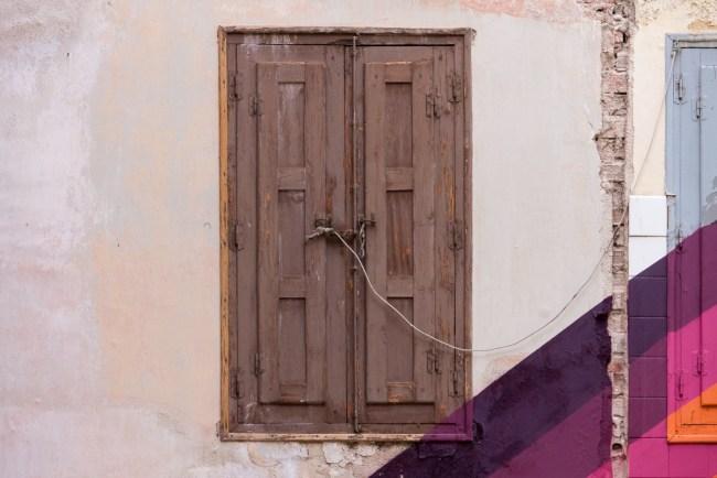 Palomas y paredes (1)