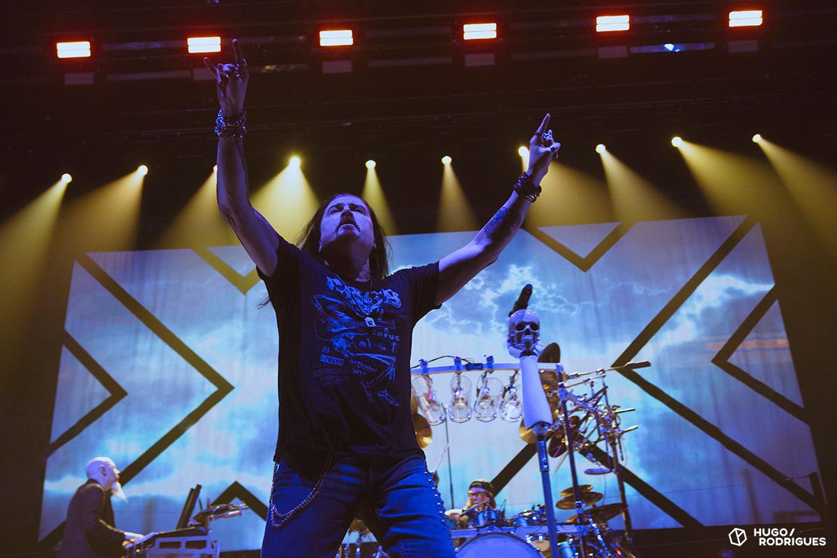 Dream Theater no Campo Pequeno (02/02/2020)