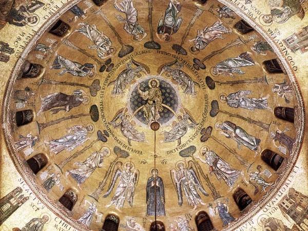 Basilica di San Marco: cupola dell'Ascensione