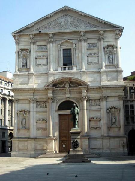 Chiesa di Santa Maria della scala in San Fedele