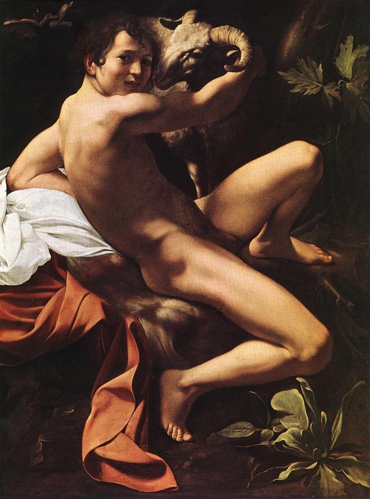 Caravaggio - San Giovanni Battista