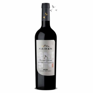 Kaiken Terroir Series Malbec 2017, Argentina. Intense and bright red with violet glints. Captivating spice and floral notes. Aromas of black fruit such as blueberry and blackberry, typical of the variety. Great structure, smooth tannins, and a long, fresh, and complex finish.