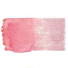 Alessandra Maio, ROSSO - non c'è più confine tra te e me, 2016, penna e acquerello su carta di cotone, cm 23x30,5