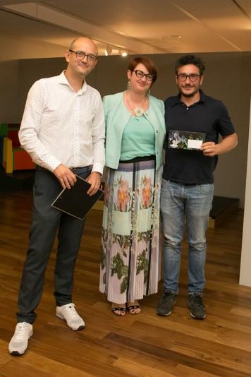 Diego Santamaria, Livia Savorelli, Gianluca Patti