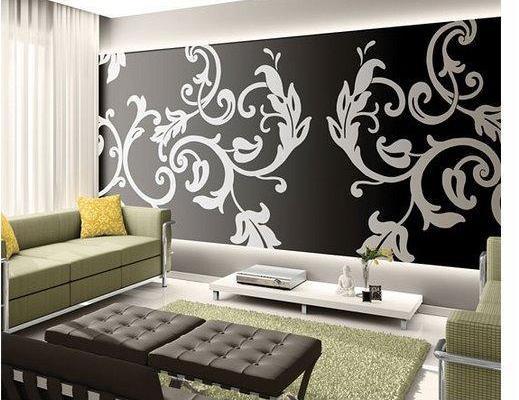 Como aplicar papel de parede para decorar a casa arteblog - Aplicacion para decorar casas ...