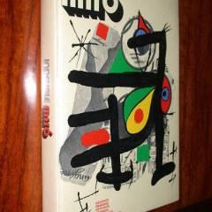 Book Miro Indelible 1972, Tudor, Taillandier, Contains 3 Original Lithographs, Modern