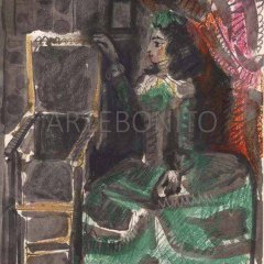 Picasso, Toros y toreros 2 dated 11/3/59