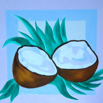 "Absi Grace, ""Coconut"""