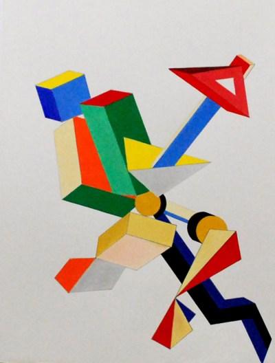 """Absi Grace, """"Composition 1"""""""