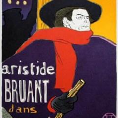 Toulouse Lautrec  Lithograph 6, Eldorado, Post-Impressionism,