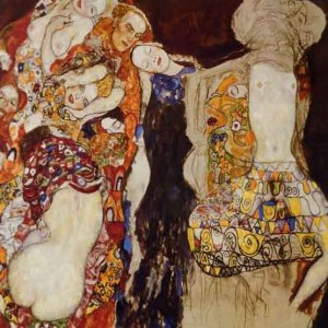 Klimt, The Bride, Giclee Limited Edition