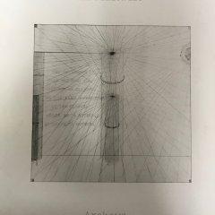 Book DLM 223 Published in 1977 Arakawa 3 Original Lithographs