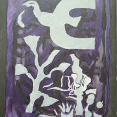 Braque Lithograph DLM printed 1964
