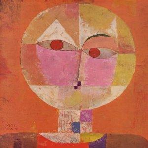 Paul Klee, Senecio, Giclee Limited Edition