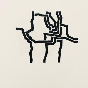 Eduardo Chillida, Lithograph DM01207, Derriere le miroir 1974