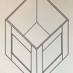"Patrick Raynaud Original Lithograph ""N14-3"" 1988"