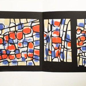 Ubac, Lithograph DM06148, Chapelle St Bernard, 1964