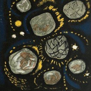 Andre Masson Original Lithograph, Untitled 1