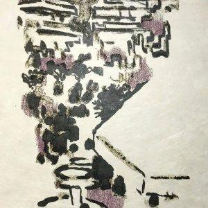 Alexandre Garbell Lithograph 10, Mourlot 1962